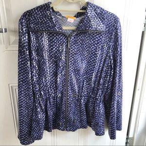 Ruby Rd blue women's jacket/coat. Size 12